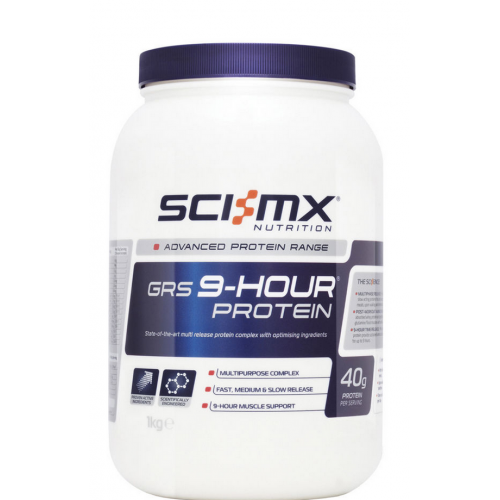 Протеины SCI-MX GRS 9™ PROTEIN SYSTEM 1кг «Килоспорт»