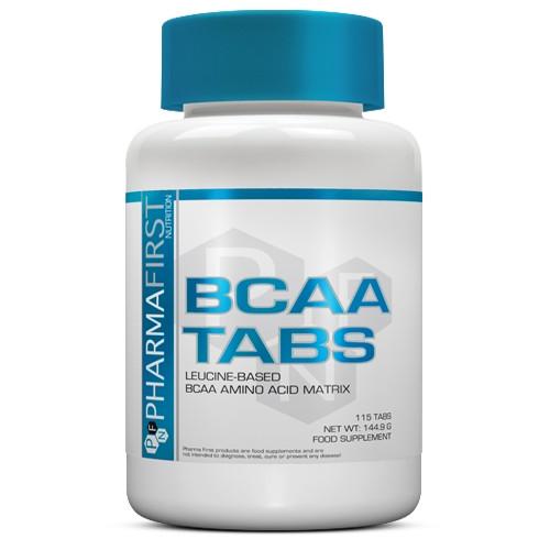 BCAA PharmaFirst BCAA tabs 115т «Килоспорт»