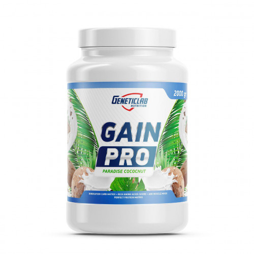 Geneticlab GAIN PRO 2000gr