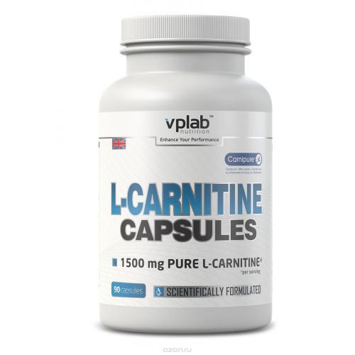 Жиросжигатели VPLab L-Carnitine 90к «Килоспорт»