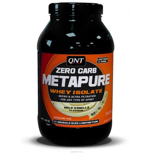 Протеины QNT Metapure Zero Carb 1кг «Килоспорт»