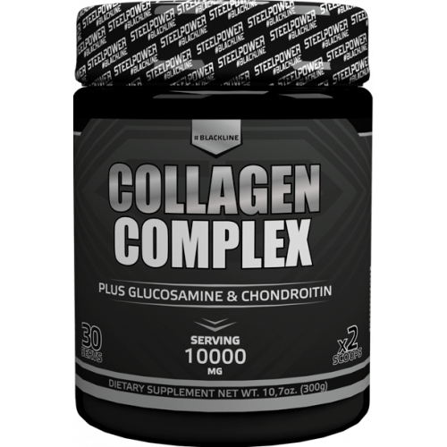 Витамины для суставов Steel Power  Collagen Complex 300г «Килоспорт»