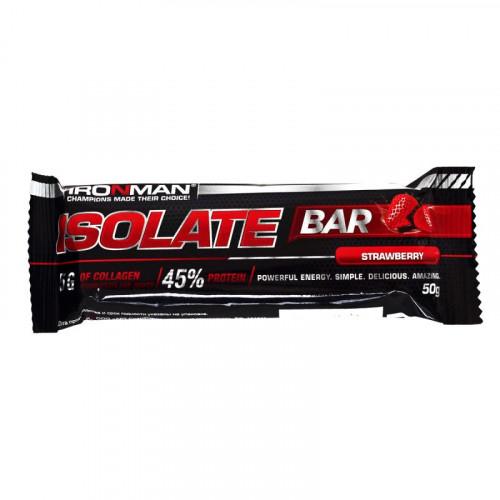 IRONMAN™ Isolate Bar 50гр