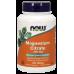 Специальные препараты NOW Magnesium Citrate 200 mg 100 tab «Килоспорт»