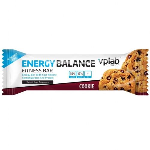 Батончики Спортивный батончик VPLab Energy Balance fitness Bar 35г «Килоспорт»
