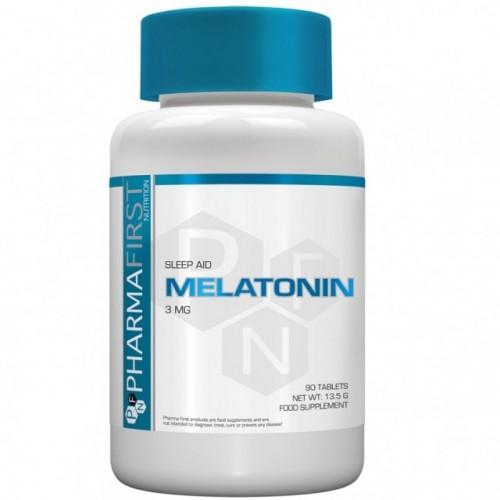 Специальные препараты Pharmafirst Melatonin 90 т «Килоспорт»