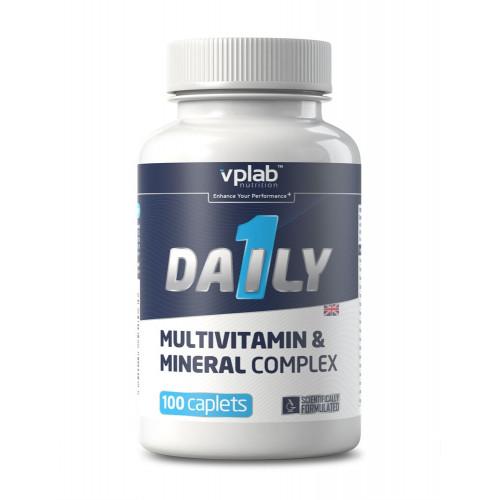 Витамины и минералы VPLab Daily 1.100к «Килоспорт»