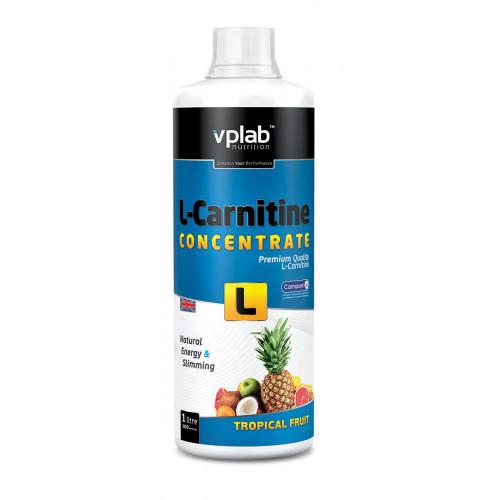 Жиросжигатели VPLab L-Carnitine Concentrate 1л «Килоспорт»