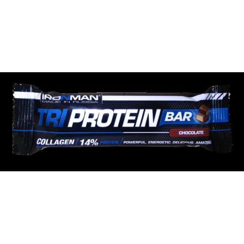 IRONMAN™ TRI Protein Bar 50гр