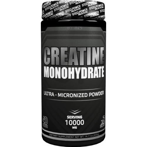 Креатин Steel Power Creatine  Ultra- Micronized Powder 400гр «Килоспорт»