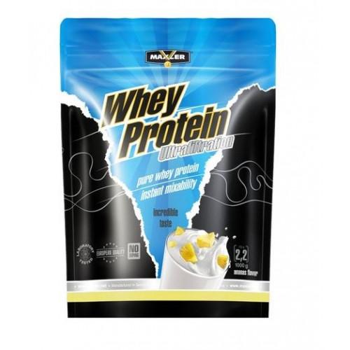 Протеины Maxler Ultrafiltration Whey Protein 1кг «Килоспорт»