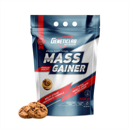 Гейнеры Geneticlab MASS GAINER 3000g «Килоспорт»