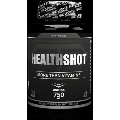 Витамины и минералы Steel Power Healshot 120к «Килоспорт»