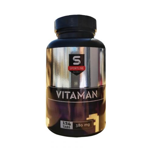 Витамины SportLine VitaMan 124caps