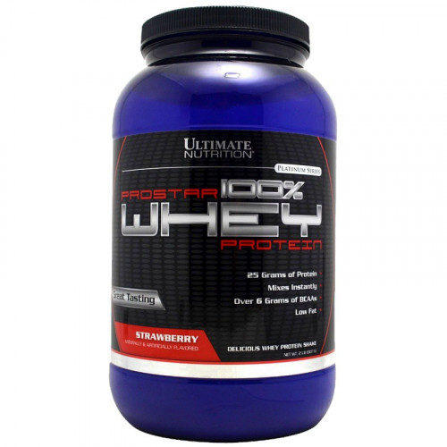 Протеины Ultimate Nutrition ProStar Whey Protein 908г «Килоспорт»