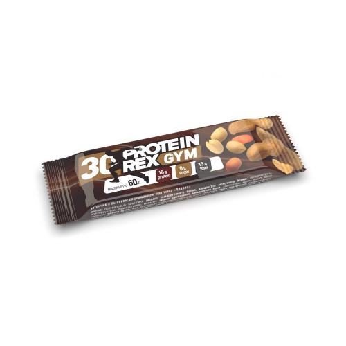 "ProteinRex ""Арахис"", 30% протеина, 60 г"