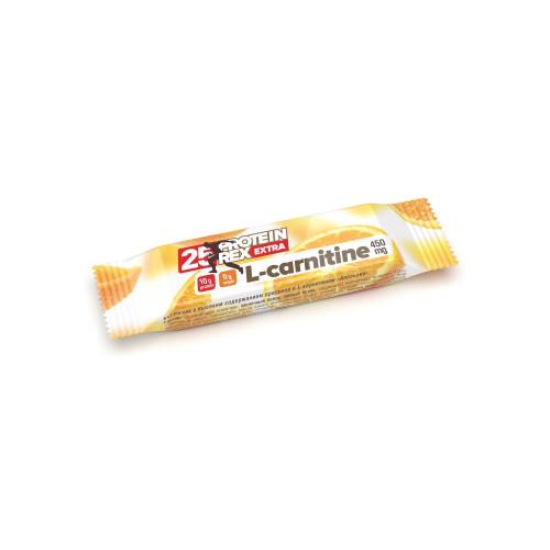 """ProteinRex с L-карнитином """"Апельсин"""", 25% протеина, 40 г"""