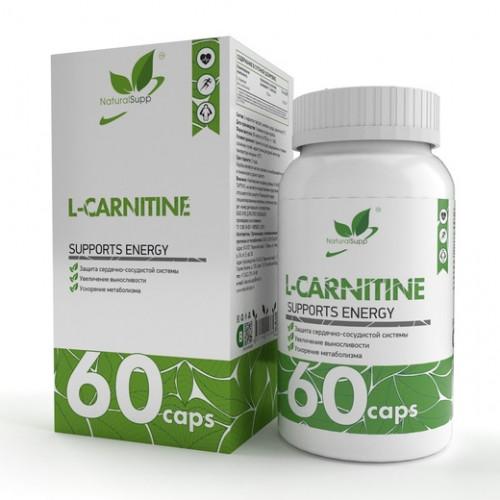 NaturalSupp L-Carnitine 60к