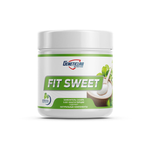 Geneticlab Fit Sweet 200gr