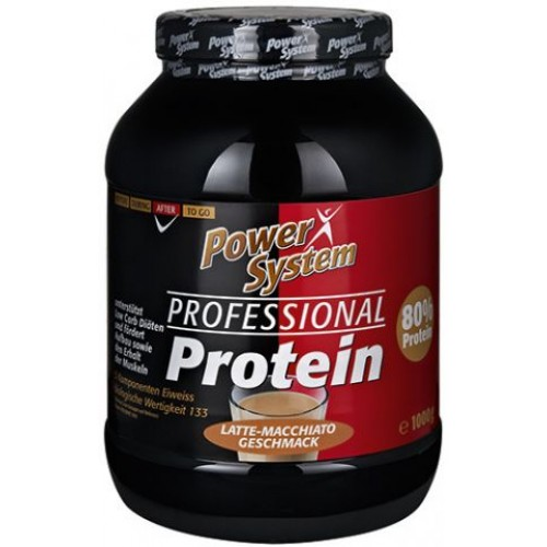 Протеины Power System Professional Protein 1 кг «Килоспорт»