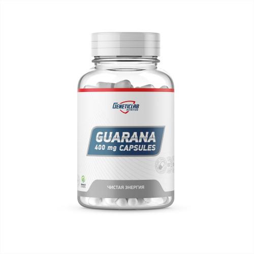 Geneticlab Guarana capsules 60 caps