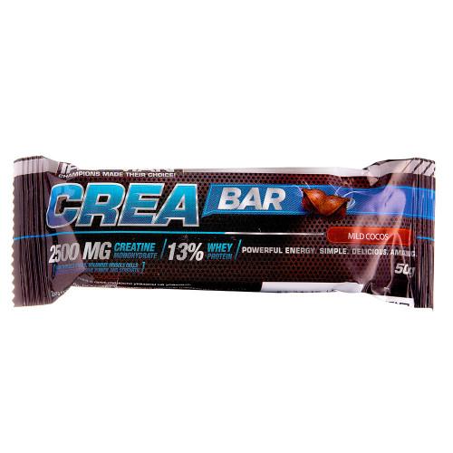 Батончики Протеиновый батончик Ironman Crea Bar 50g «Килоспорт»