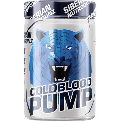 Siberian Nutrogunz COLDBLOOD PUMP 150гр