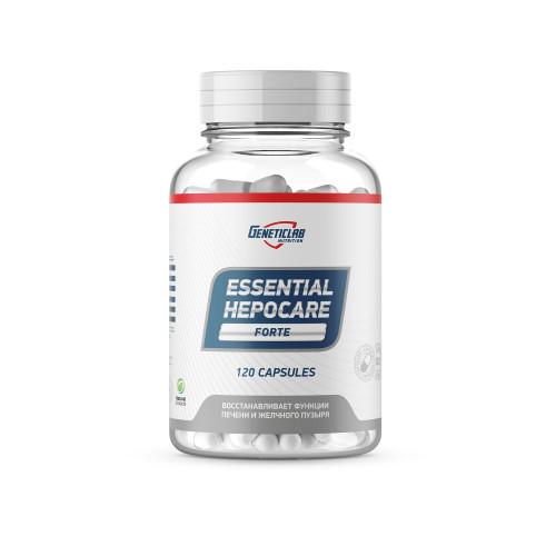 Geneticlab Essential Hepocare (Эссенциале Гепокэа) 120caps/60 serv