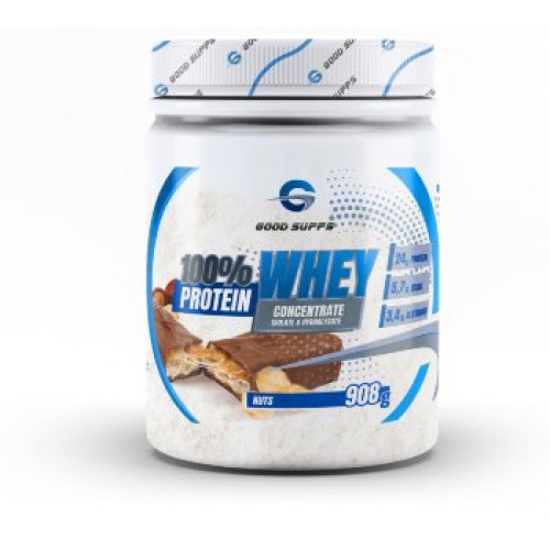 Good Supps 100% Whey Protein 908гр