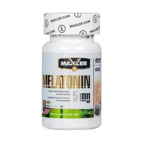 Maxler Melatonin 5 mg 60т