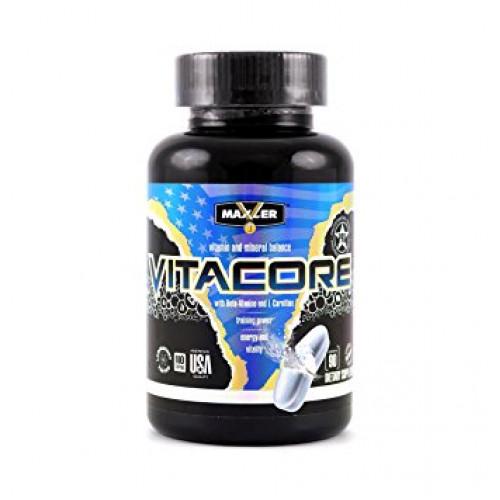 Витамины и минералы Maxler Vitacore 90т «Килоспорт»