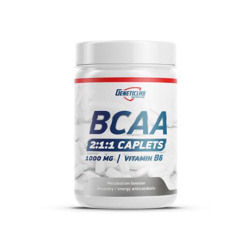 BCAA Geneticlab BCAA 2:1:1+B6 90caplets/90serv «Килоспорт»