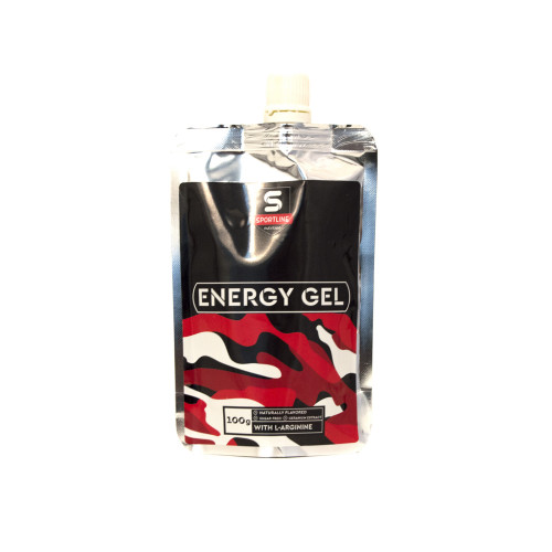 Sportline Nutrition ENERGY GEL 100g