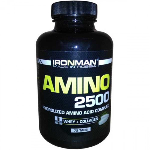IRONMAN™ Amino 2500 72т