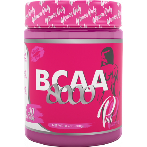 BCAA Steel Power Pink BCAA 8000 300г «Килоспорт»
