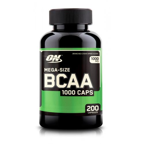 BCAA Optimum Nutrition BCAA 1000 Caps 200к «Килоспорт»