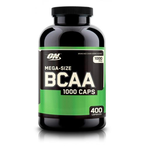 BCAA Optimum Nutrition BCAA 1000 Caps 400к «Килоспорт»