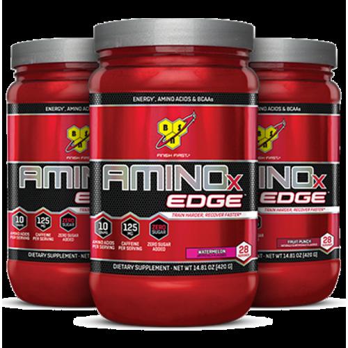 Аминокислоты BSN Amino X EDGE 420 гр. «Килоспорт»
