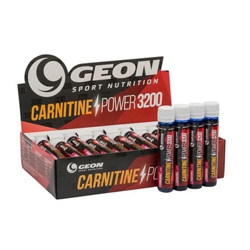 Жиросжигатели GEON L-Carnitine 3200 «Килоспорт»