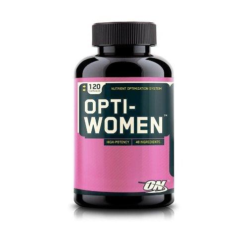 Витамины и минералы Optimum Nutrition Opti-Women 120к «Килоспорт»