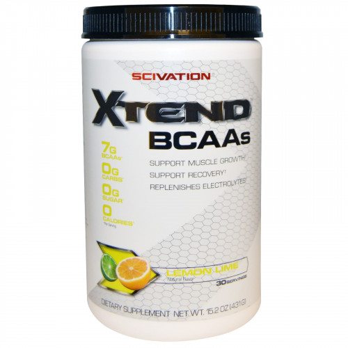 BCAA Scivation Xtend 431г «Килоспорт»