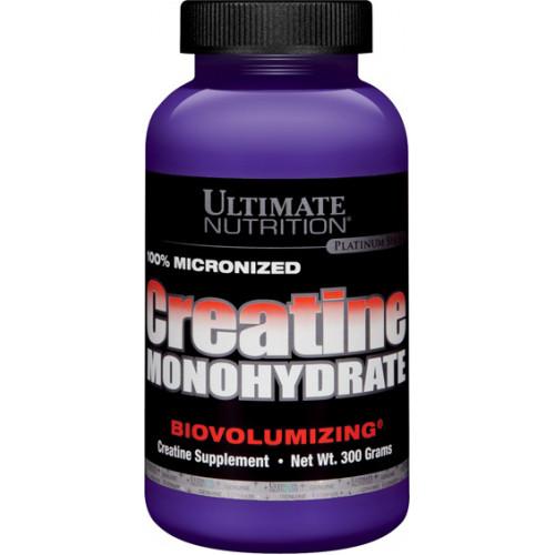 Креатин Ultimate Nutrition Creatine Monohydrate 300гр «Килоспорт»
