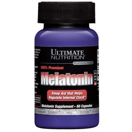 Ultimate Melatonine 3 mg (60к)