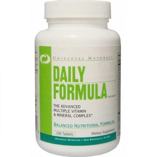 Витамины и минералы Universal Daily Formula 100 таб «Килоспорт»