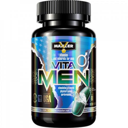Витамины и минералы Maxler VitaMen 90к «Килоспорт»