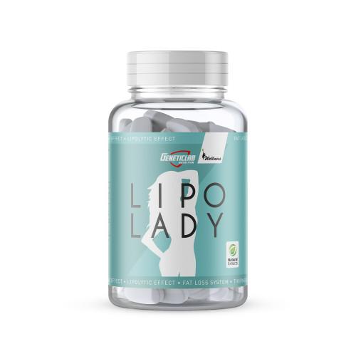Geneticlab Lipo Lady 30serv/120caps