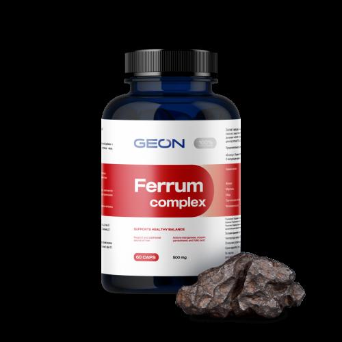 GEON FERRUM COMPLEX 60 капс