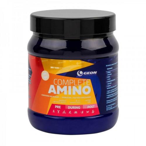 Аминокислоты GEON Amino Complete 360 таб «Килоспорт»