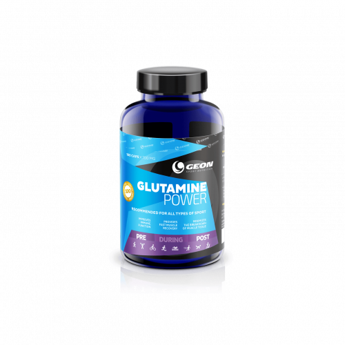 Аминокислоты GEON Glutamine Power 180к «Килоспорт»
