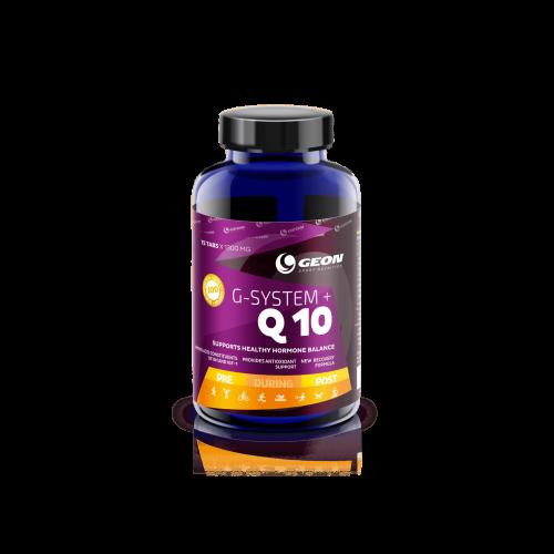 Специальные препараты GEON G-System + Q10 «Килоспорт»